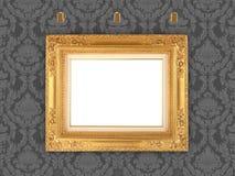 Leeg Canvas Royalty-vrije Stock Afbeeldingen