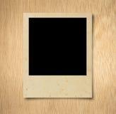 Leeg fotoframe Stock Foto