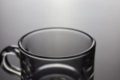Leeg glas Royalty-vrije Stock Afbeeldingen