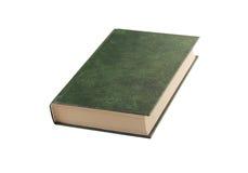 Leeg groen boek Royalty-vrije Stock Foto's