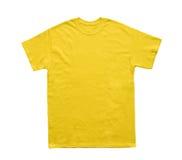 Leeg het madeliefjemalplaatje van de T-shirtkleur Stock Foto
