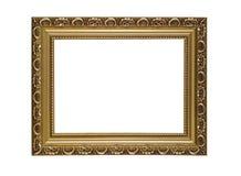 Leeg horizontaal frame voor beeld of portret royalty-vrije stock fotografie