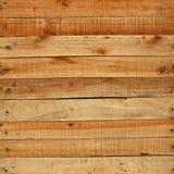 Leeg houten teken Stock Afbeeldingen