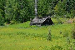 Leeg huis in Canada Royalty-vrije Stock Foto's