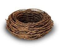 Leeg Nest royalty-vrije illustratie