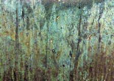 Leeg Oud Rusty Texture Wallpaper royalty-vrije stock foto's