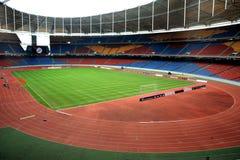 Leeg Stadion Stock Foto's