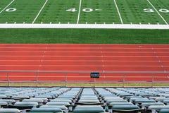Leeg Stadion Stock Foto