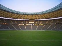 Leeg stadion Stock Afbeelding