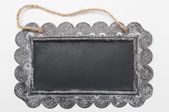 Leeg teken Royalty-vrije Stock Fotografie