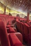 Leeg theater Royalty-vrije Stock Afbeelding