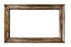 Leeg uitstekend versleten en grungy frame, royalty-vrije stock fotografie