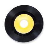 Leeg vinylverslag. Stock Afbeeldingen