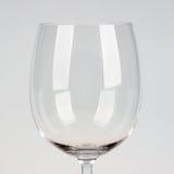 Leeg wijnstokglas Royalty-vrije Stock Fotografie