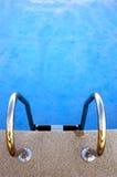 Leeg zwembad Royalty-vrije Stock Afbeeldingen