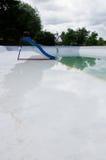Leeg zwembad Royalty-vrije Stock Afbeelding