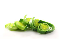 Leek Stock Photo