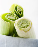 Leek Royalty Free Stock Images