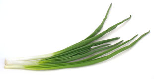 Leek Royalty Free Stock Photography