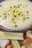 Leek soup Royalty Free Stock Photography