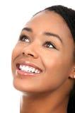 leendekvinna Royaltyfri Bild