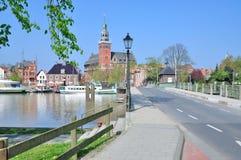 Leer,East Frisia,North Sea,Germany Stock Photos