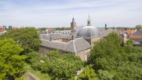 Leerdam-Schloss lizenzfreies stockfoto