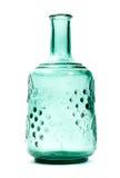 Leere alte Flasche Stockfoto