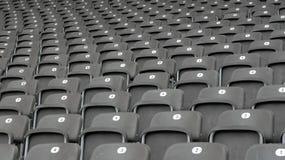 Leere Arena Stockfotos