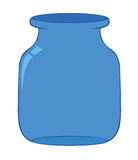 Leere Flasche Lizenzfreies Stockbild