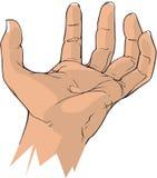 Leere Hand Stockfotos