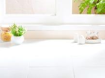 Leere Küche Stockbilder