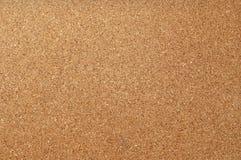 Leere KorkenAnschlagtafelbeschaffenheit und -hintergrund Stockbild