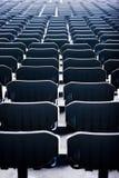 Leere Sitze lizenzfreie stockfotos