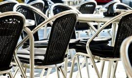 Leere Stühle Lizenzfreie Stockbilder