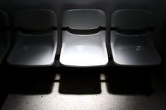 Leere Stühle Stockbild