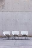 Leere Stühle Lizenzfreies Stockfoto