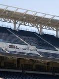 Leere Stadionsitze Stockfotografie
