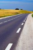 Leere Straße lizenzfreies stockbild