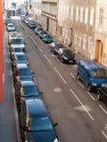 Leere Straße Lizenzfreie Stockfotos