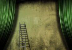 Leere Stufe Stockbilder