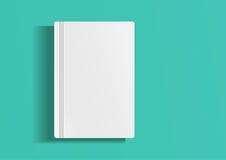 Leere Zeitschriften-, Album- oder Buchschablone Lizenzfreie Stockfotografie