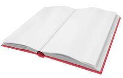 Leeren Sie Buch lizenzfreie abbildung