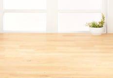 Leeren Sie Kücheplatz Lizenzfreies Stockbild