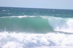 Leeren Sie Welle Stockfotos