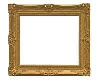 leerer Bilderrahmen (mit Ausschnittspfad) Stockfoto