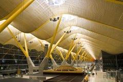 Leerer Flughafen lizenzfreie stockbilder