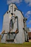 Leerer Getreideheber lizenzfreie stockfotos