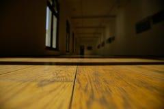 Leerer großer Raum Stockfoto