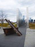 Leerer Himmel: New-Jersey am 11. September Denkmal Lizenzfreie Stockfotografie